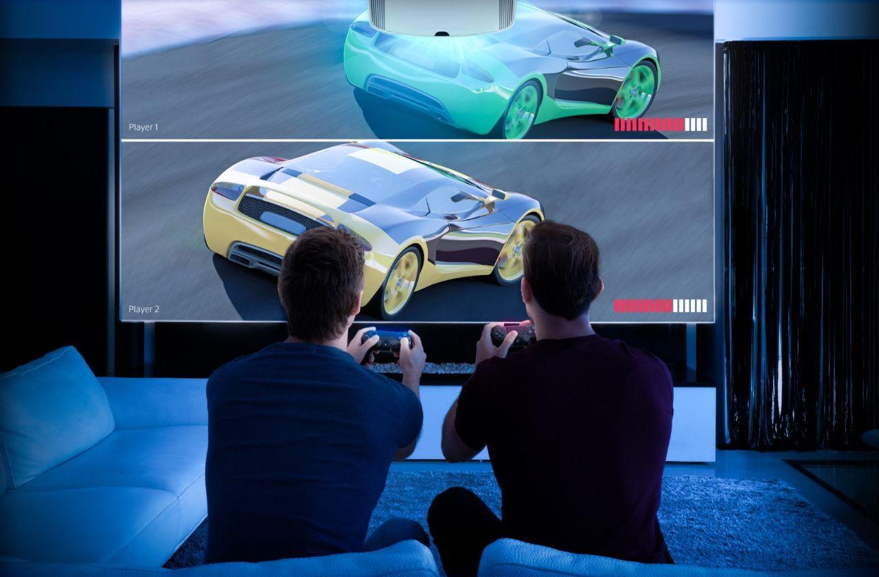 Sony na Audio Video Show 2019: telewizory OLED, projektory, kokpit z GT Sport