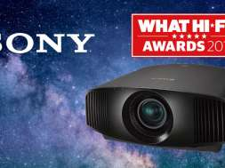 Sony VPL-VW270ES produkt roku What Hi-Fi Awards 2019 4