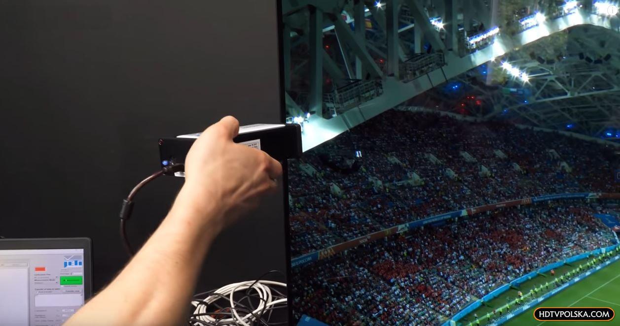 Test CANAL+ 4K Ultra HD jakość obrazu 2