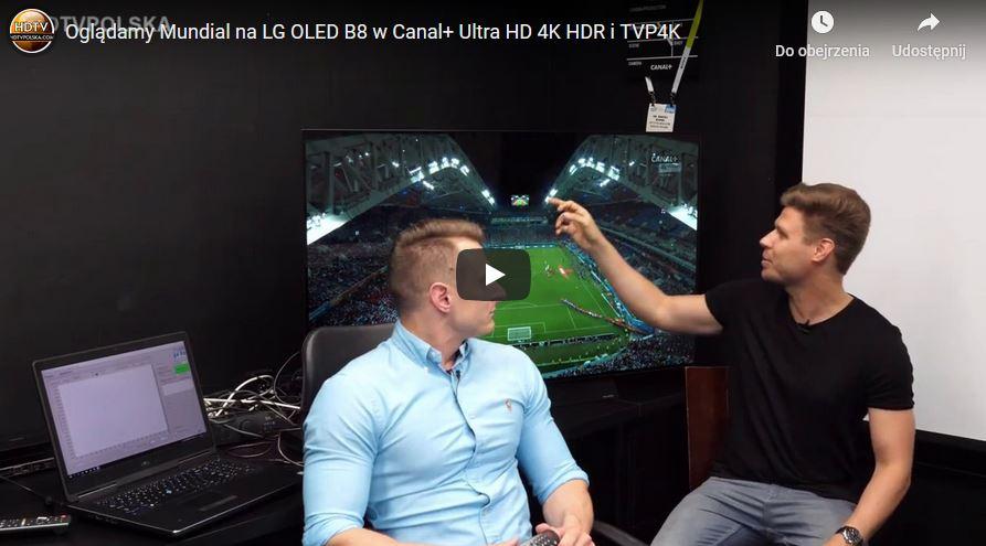 Test CANAL+ 4K Ultra HD jakość obrazu 3