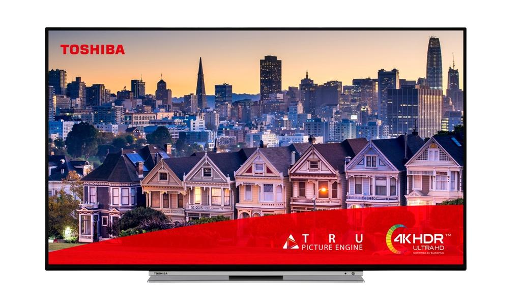 Toshiba 55UL5A63DG | TEST | Telewizor z Dolby Vision za 1899zł