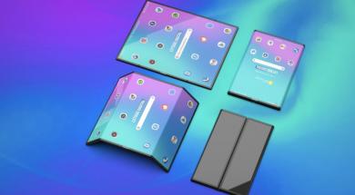 Intrygujacy patent Xiaomi. Skladany smartfon z piecioma wysuwanymi aparatami?