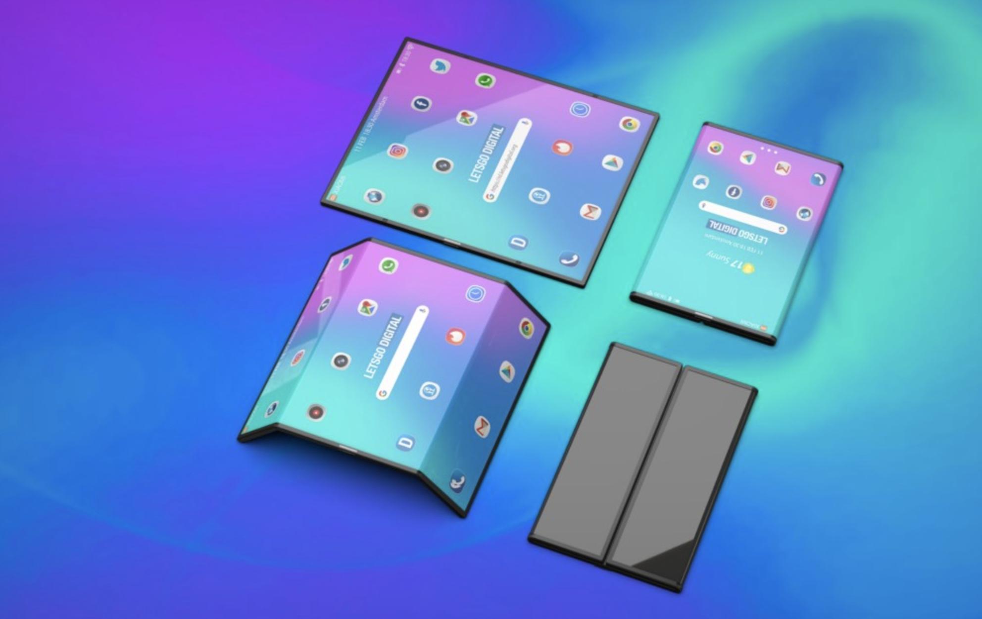 Intrygujący patent Xiaomi. Składany smartfon z pięcioma wysuwanymi aparatami?