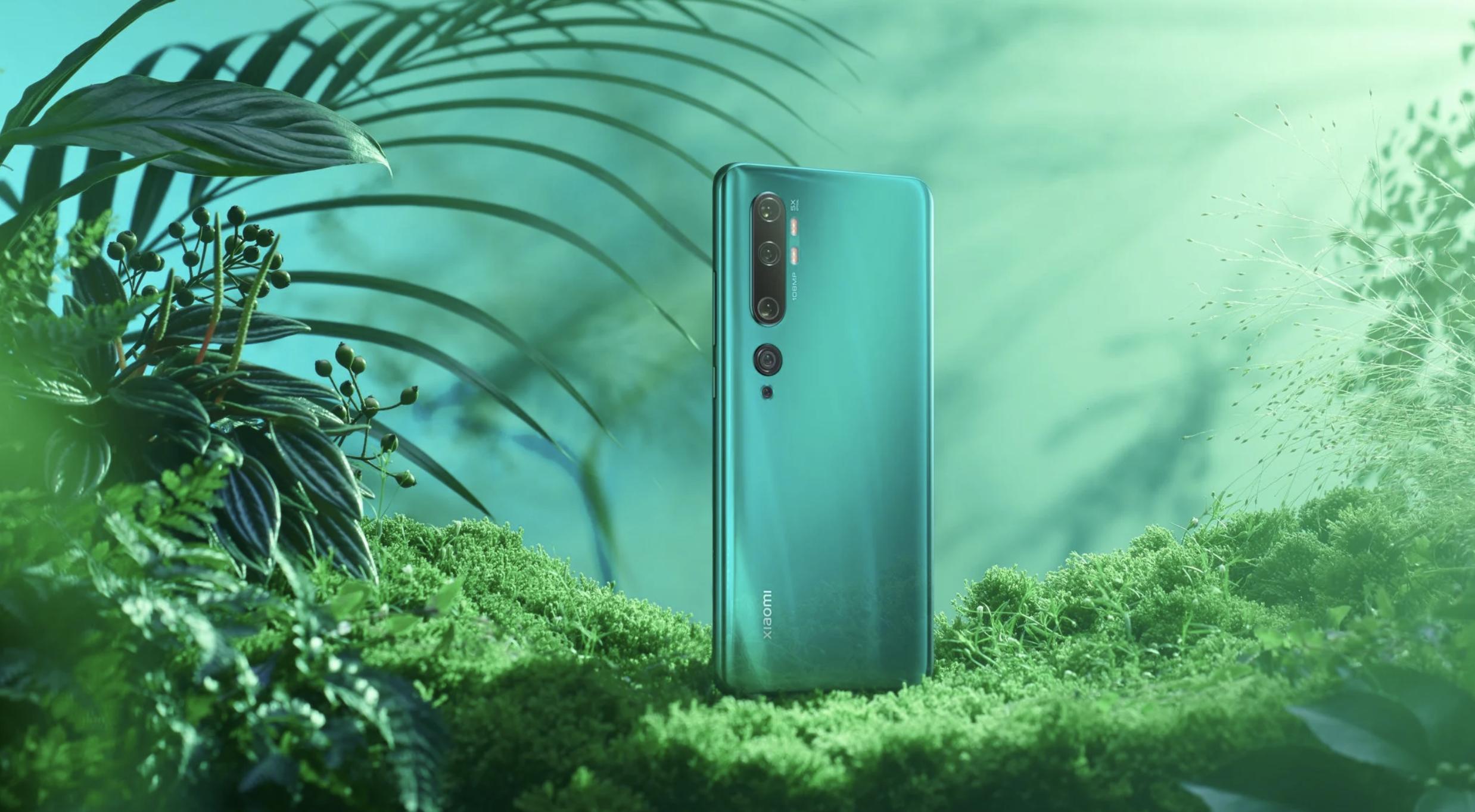 Polskie debiuty atrakcyjnych nowości od Xiaomi. Wszystko o Mi Note 10 i Redmi Note 8T