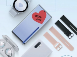 Samsung kusi wyjątkowym zestawem na rocznicę rodziny Galaxy
