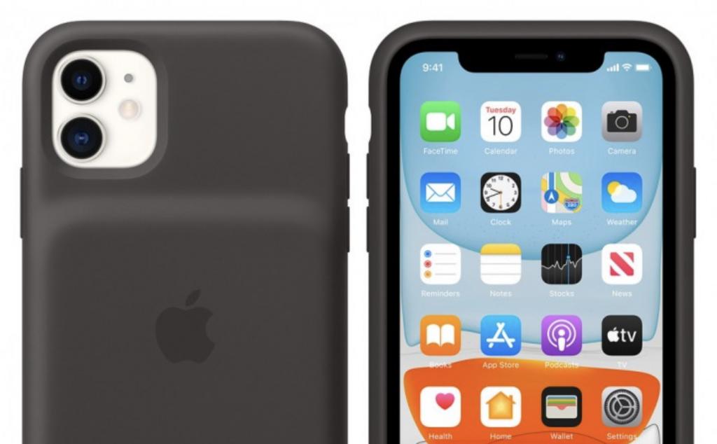 Nowe etui z dodatkową baterią dla iPhone'ów już są. Mają przycisk włączający aparat