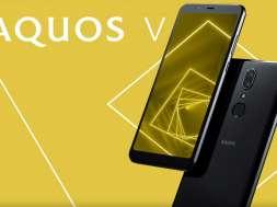 AQUOS V: nowy średniak od Sharp wkrótce w Polsce