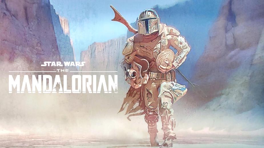 Disney+: serial The Mandalorian ma udawany HDR