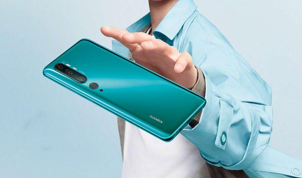 Xiaomi Mi Note 10 z potężnym aparatem i baterią za chwilę w Polsce