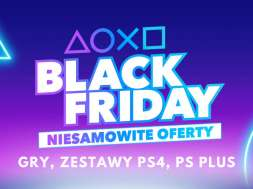 ps4 black friday sony gry konsole playstation plus