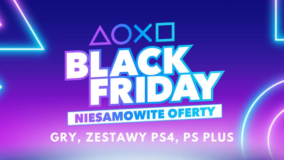 Znakomite przeceny na produkty PlayStation w Black Friday – przegląd ofert