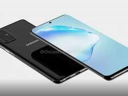 Oto design Samsunga Galaxy S11. Ewolucja zamiast rewolucji