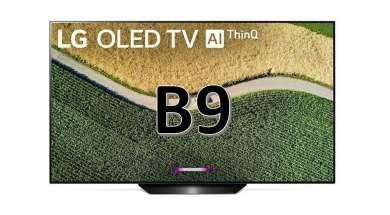 LG OLED B9 promocja rtv euro agd
