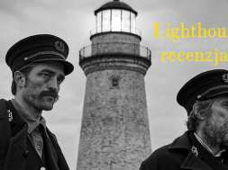 Lighthouse recenzja pattinson dafoe okładka