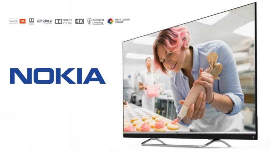 Nokia wprowadza telewizor 4K z Dolby Vision