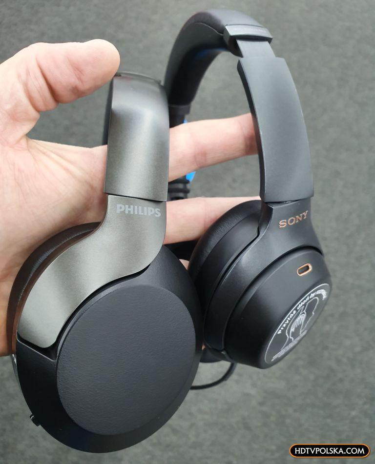 Philips PH805 test słuchawki 5