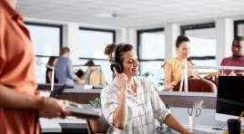 Praca zdalna w domu w totalnej ciszy? Taki efekt zapewnią te słuchawki z redukcją hałasu