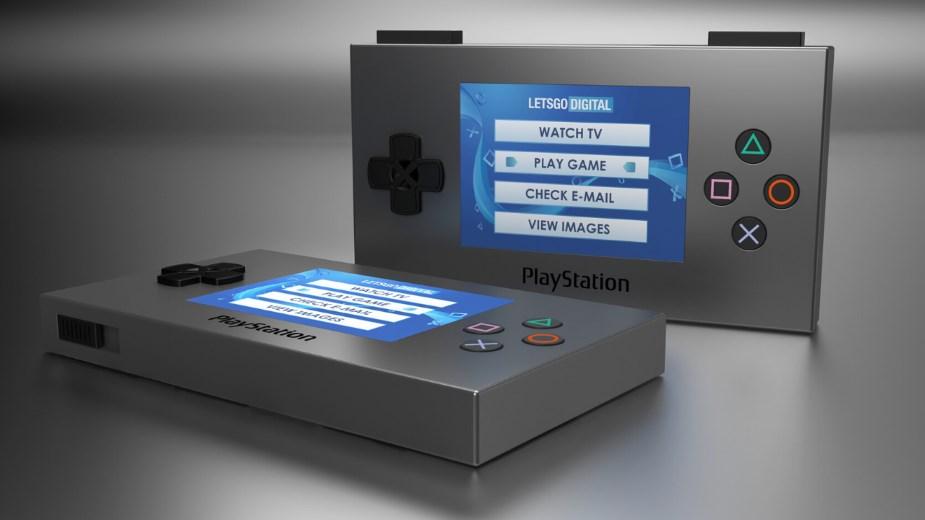 PlayStation: nowy przenośny kontroler Sony z wyświetlaczem