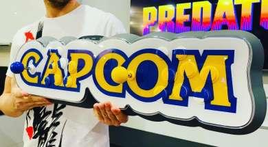 Recenzja test Capcom home arcade
