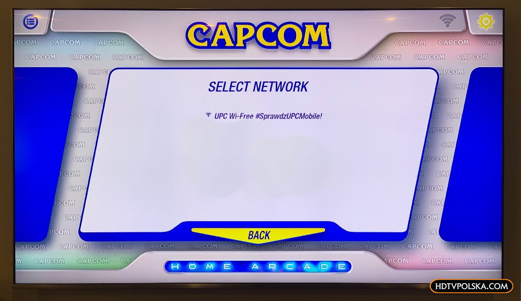 Recenzja test Capcom home arcade 9