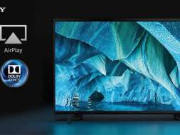 Sony Android TV Apple AirPlay 2 Dolby Atmos 1