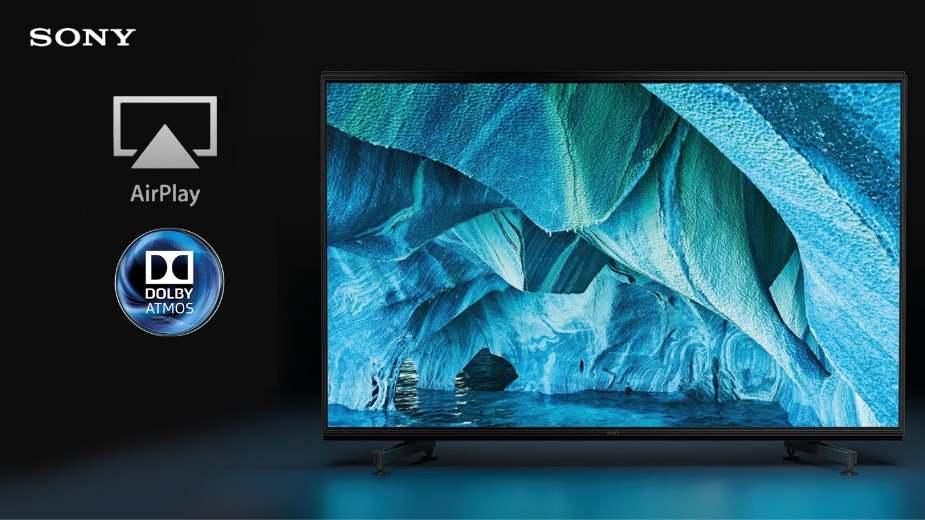 Sony: wiemy, które TV otrzymają Android 9, AirPlay 2 i Dolby Atmos