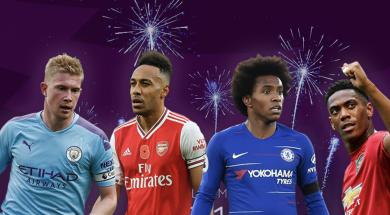 Prezent na Nowy Rok od CANAL+: odkodowane hity piłkarskiej Premier League na żywo!