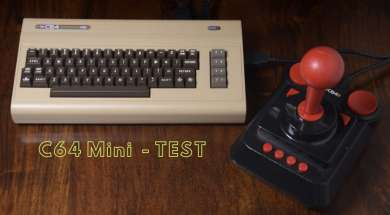 c64 mini test recenzja commodore 64