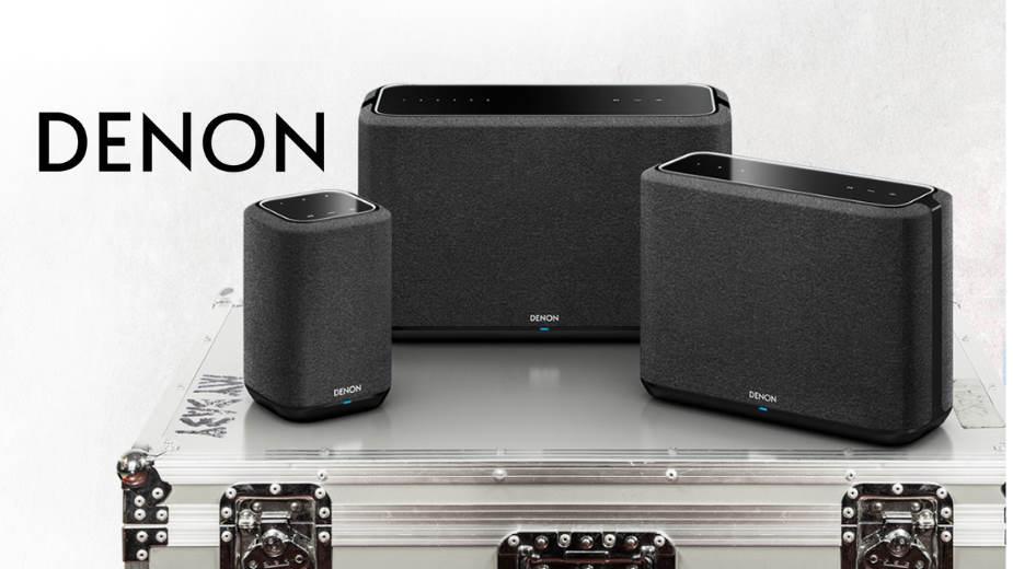 Denon Home – trzy nowe głośniki bezprzewodowe z funkcjami sieciowymi