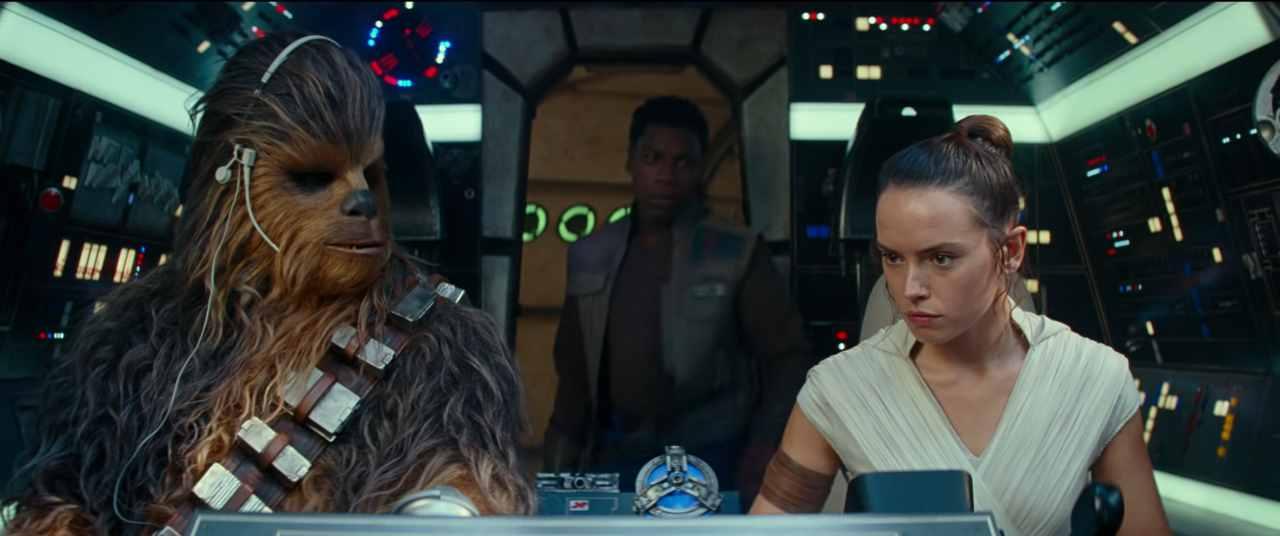 gwiezdne wojny skywalker odrodzenie recenzja