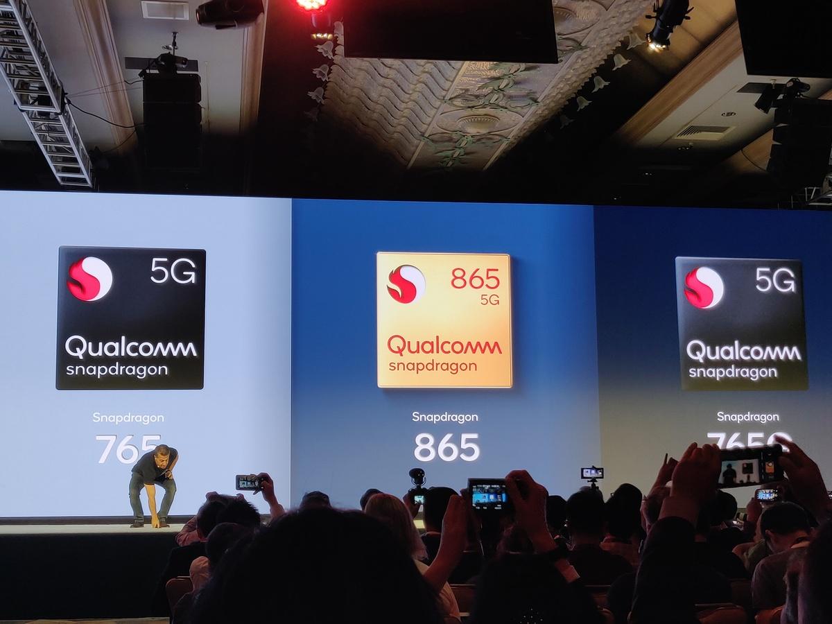 Qualcomm zapowiada nowe procesory Snapdragon. Będą sercami smartfonów w 2020 roku