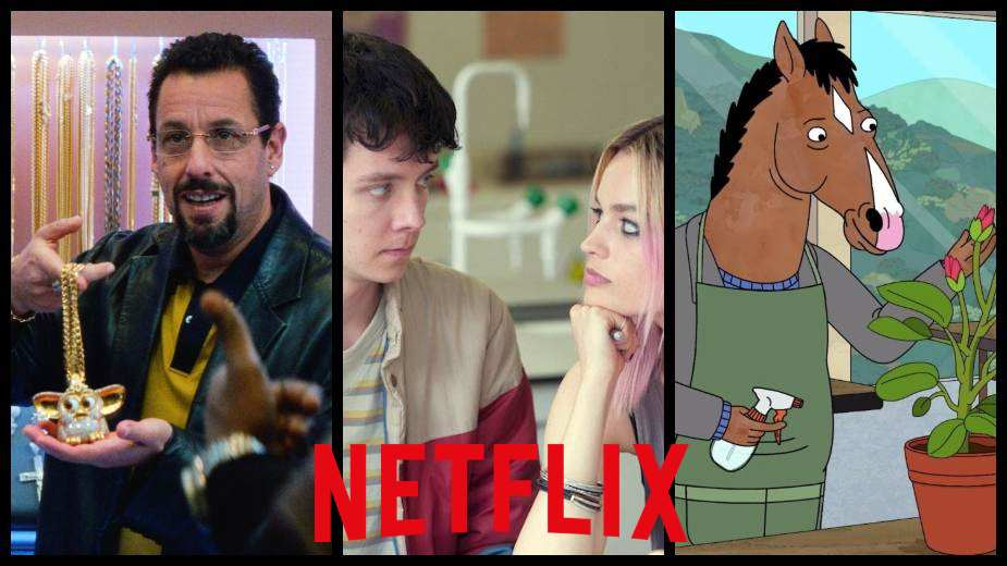 Netflix: nowości   styczeń 2020   lista 4K HDR Dolby Vision i Atmos
