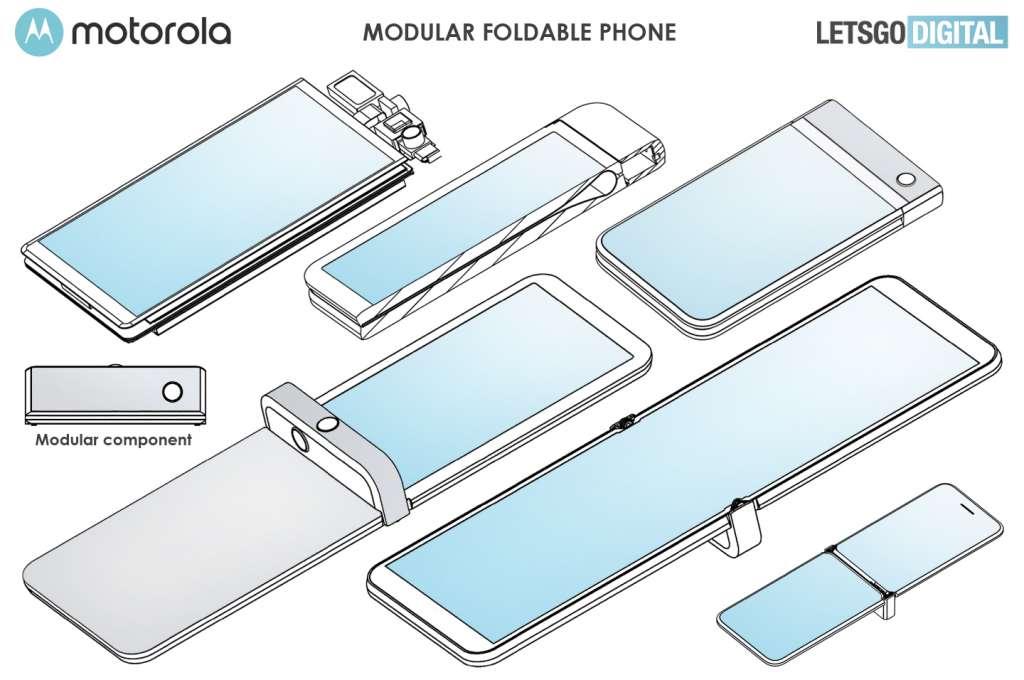 Przebudowana Motorola RAZR powróci w 2020 roku z doczepianym modułem!