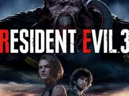resident evil 3 remake grafika okładka