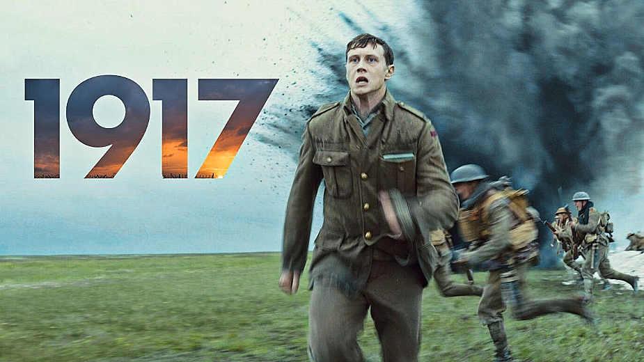 1917 | RECENZJA | oszałamiające wojenne kino drogi