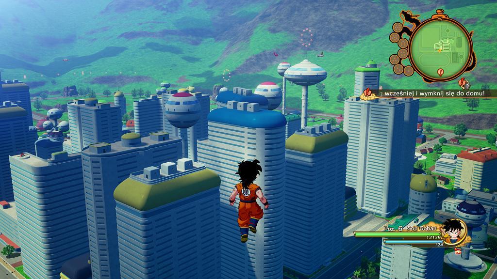 Dragon Ball Z Kakarot 2 recenzja 4
