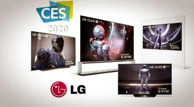 LG OLED 2020 telewizory