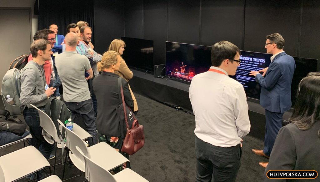 Nowe telewizory Sony OLED i LCD na 2020 rok. Pierwsze testy 1