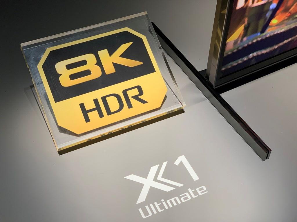 Nowe telewizory Sony OLED i LCD na 2020 rok. Pierwsze testy 8k hdr Xa Ultimate