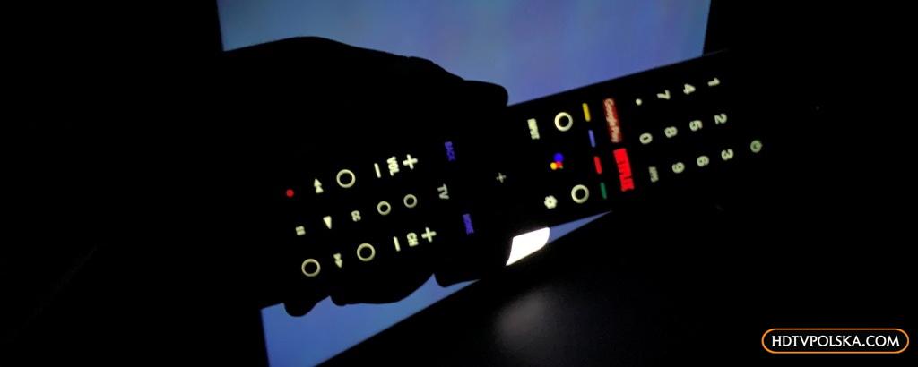 Nowe telewizory Sony OLED i LCD na 2020 rok. Pierwsze testy pilot 3