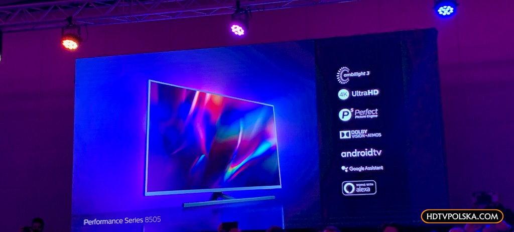 Premiera LCD Philips na 2020 rok