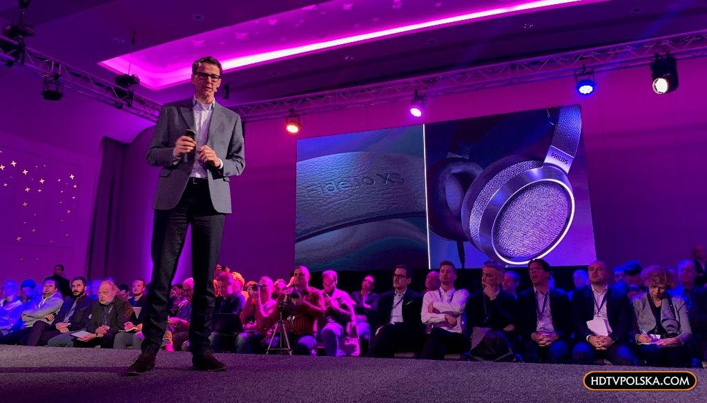 Premiera słuchawek Fidelio X3 Philips 2020