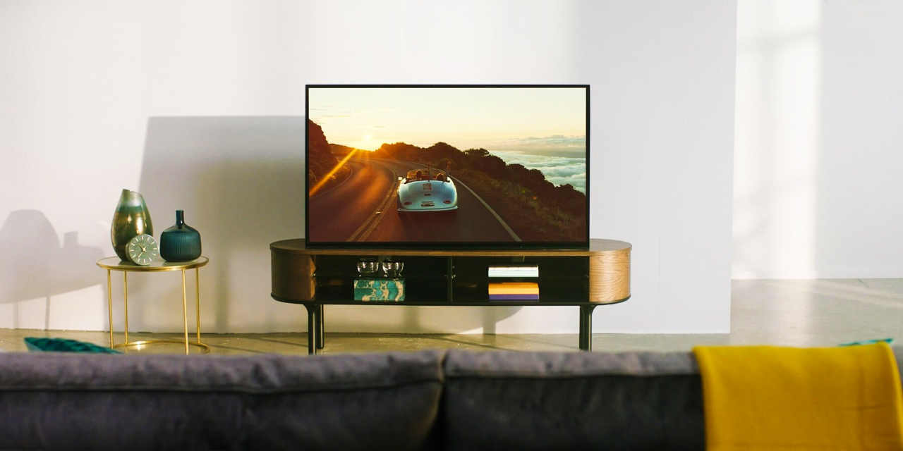 Sony Android TV aktualizacja