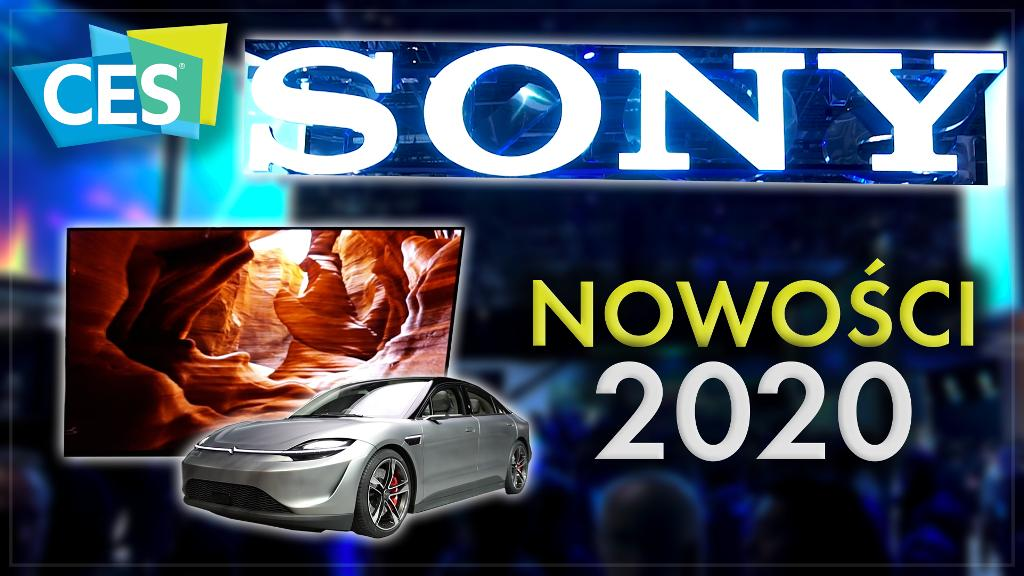 Co nowego w telewizorach Sony w 2020 roku na naszym | WIDEO |