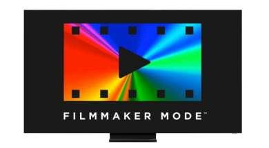 Tryb Filmmaker w telewizorach Samsung 2020
