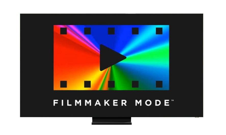 Jak działa tryb Filmmaker w telewizorach Samsung na 2020 rok?