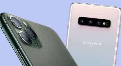 Apple i Samsung z miażdżącą przewagą na rynku smartfonów w USA