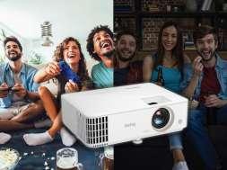 TH585: BenQ z nowym, niedrogim projektorem Full HD do gier, filmów i seriali