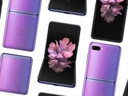 Oto Galaxy Z Flip, nowy składany smartfon Samsunga. Znamy wygląd i specyfikację!