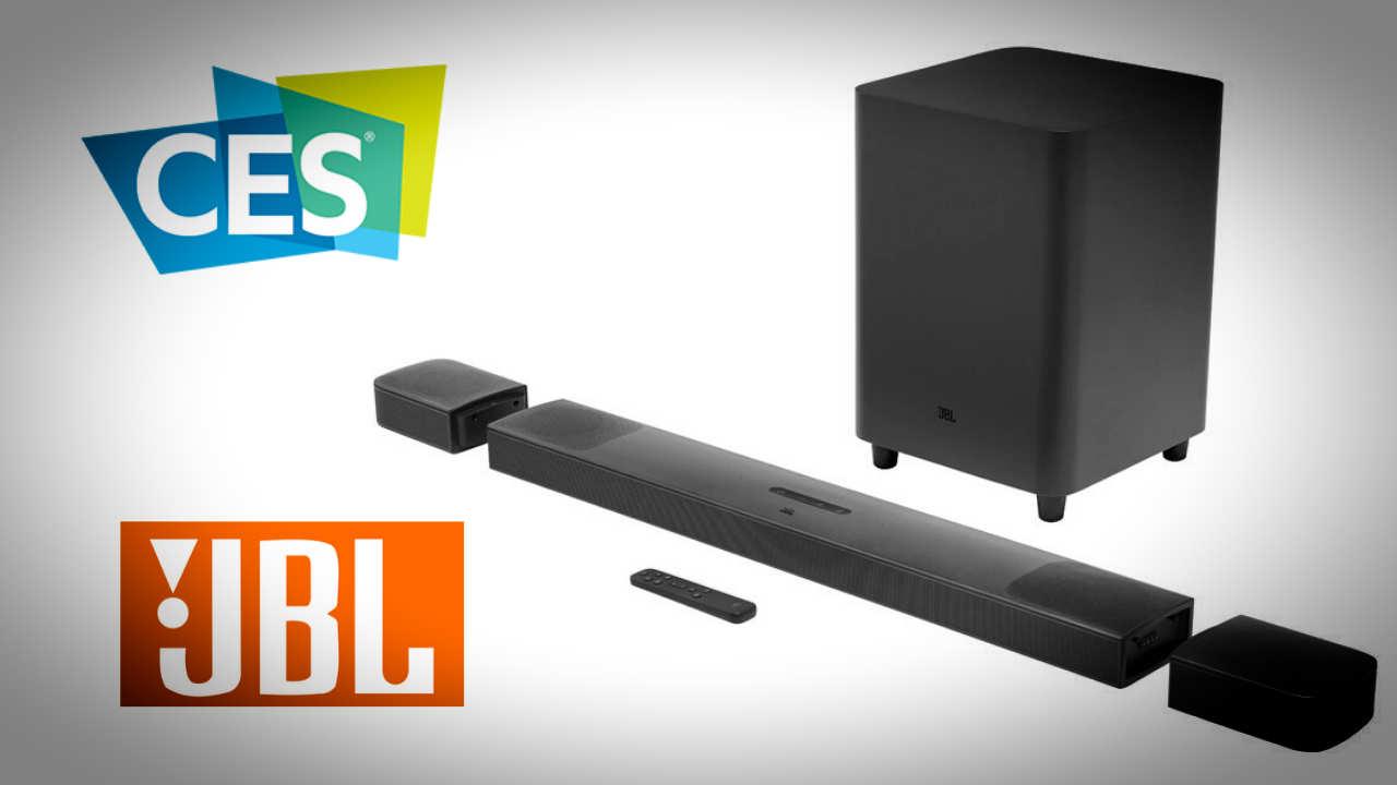 JBL Bar 9.1: soundbar z Dolby Atmos i odczepianymi głośnikami
